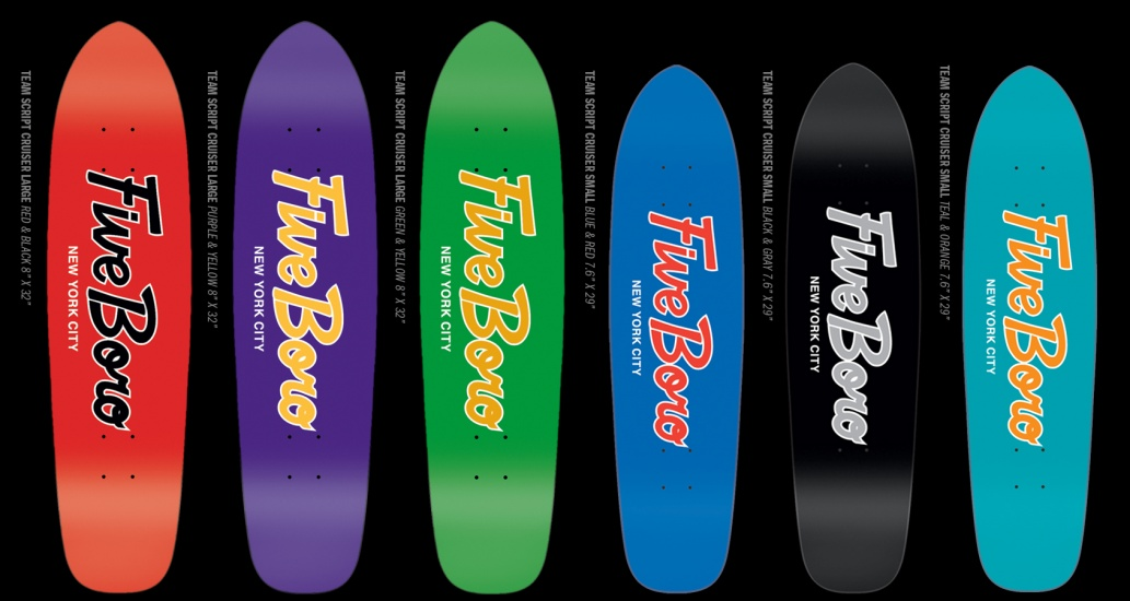 TEAM SCRIPT CRUISER SERIES